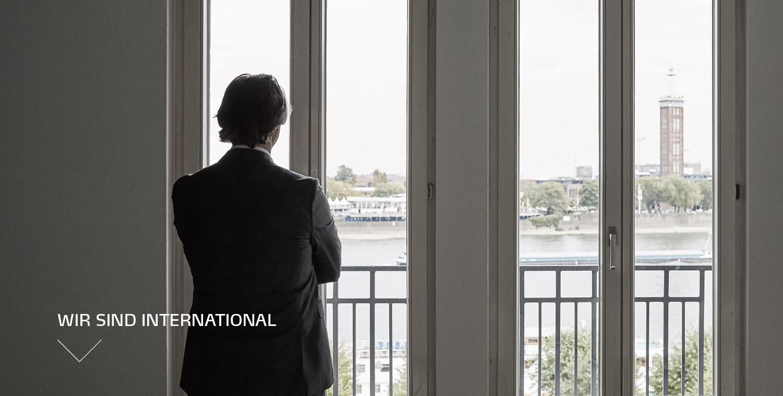 Kuss Rechtsanwälte - Wir sind international